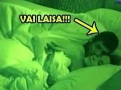 Yuri e Laisa fazendo sexo no big brother brasil