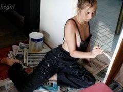 Tamires Cervi na Revista The Girl