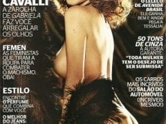 Leona Cavalli (Zarolha) na Playboy – Outubro 2012