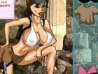 Vista e ainda coma gostoso a Lara Croft