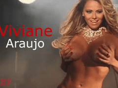 O Melhor Making Off Da Sensacional Viviane Araujo – Revista Sexy