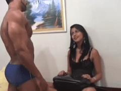 Ex Pakita da Xuxa em Cena Porno – Muito Gostosa e Timida – Cena 1
