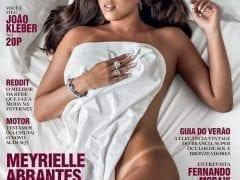 Meyrielle Abrantes na Playboy – Novembro/2013