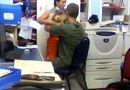 Funcionários de Uma Escola Publica Flagrados Fazendo Sexo na Escola 8211 Cidade Alerta Mostrou