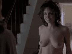 Cena de Sexo de Angelina Jolie Antes de Ser Famosa em Um Filme Desconhecido – Sensacional