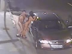 Carol de Juiz de Fora Ninfeta Muito Gostosa Parou o Carro Para Meter com Namorado na Rua