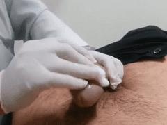 Enfermeira pervertida animando bastante esse seu paciente