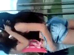 Caiu na Net kaline, Lais e Victoria de Brasília se Pegando Com Pressão Essas Novinhas