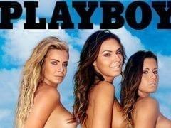 Revista Playboy Janeiro 2014 – As Belas da Praia
