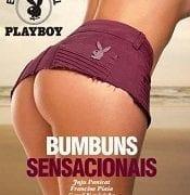 Revista Playboy Edição Especial Janeiro 2014 – Bumbuns Sensacionais
