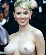 Scarlett Johansson Complementante Pelada Pela Primeira Vez no Cinema Apos Cair na Net