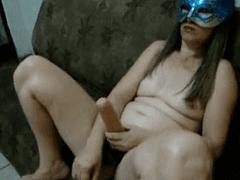 Loira Gostosa de São Paulo Come o Cu Do Marido Marombado a Pedido Dele em Porno Caseiro