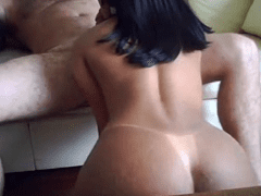 A Gostosa Aline Brandão Bancária do Rio de Janeiro Dando Para Sortudo em Porno Amador
