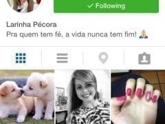 Caiu no WhatsApp Fotos Amadoras da Larinha a Loira Brasileira Amador da Instagram