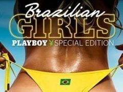 Revista Playboy Internacional Special Edition Germany – Brazilian Girls