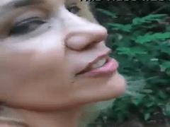 Taradão se dá Bem e Namorada Gaucha Linda Leva Amiga Para Filmar Foda na Cachoeira