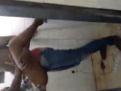 Isabele da Comunidade da Penha na Zona Norte do RJ Metendo Com A Galera Amiga da Favela