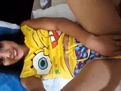 Vazou no WhatsApp Video Caseiro de Renatinha Novinha de 18 Aninhos de Jacarepaguá – RJ