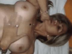 Vazou no WhatsApp Video Porno Caseiro de Aninha Coroa de 42 Anos Muito Gostosa Dando Gostoso