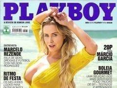 Revista Playboy Dezembro de 2014 – Lola Melnick