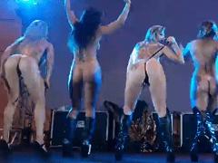 Safadas e Gostosas da Erótika Fair 2015 Realizada em São Paulo Mandam Beijos Para Fãns