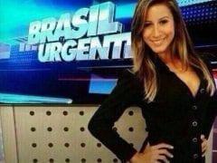 Caiu na Net Super Escândalo da Cathe Oliveira do Brasil Urgente de Minas Gerais