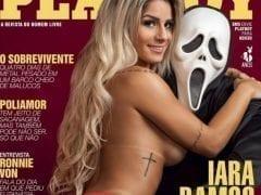 Revista Playboy Brasileira de Outubro de 2015 – Iara Ramos