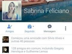 Contribuição Brasileira Amadora – Sabrina Feliciano de Cosmópolis – SP Em Fotos Deliciosas