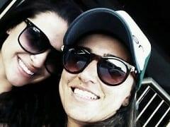 Vazou no WhatsApp Vídeo Caseiro das Amigas Brenda Prado e Aline Piriquita de Minas Gerais Transando – 2