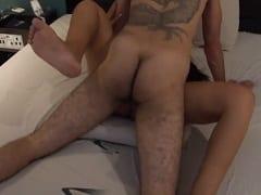 Caiu na Net Vídeo de Corno Filmando Sua Esposa Fudendo com Amigo no Makaku's Motel em São Paulo – 2