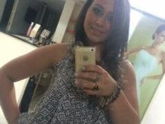 Lorena de Lúna- ES Faz Video Amador Para Namorado Dentro do Banheiro do Bar kalango