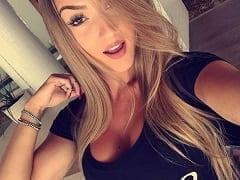 Gabriela Correa Personal da Academia Gym Fitness de Volta Redonda – RJ Caiu na Net Após Gravar Vídeo de Sexo Amador no Carro em Movimento