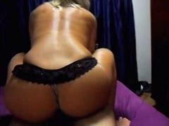 São Paulino Grava Vídeo de Sexo Amador Colocando Sua Amante Corinthiana Pra Mamar e Depois Botando a Gostosa Pra Rebolar na Pica – SP