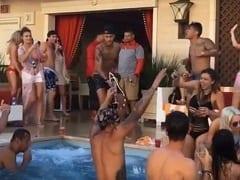 Neymar é Flagrado em Festinha Particular na Maior Putaria Enquanto Peru Entrava no Brasil Sem Piedade