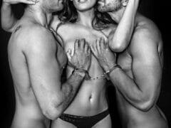 Conto de Sexo Nacional – Satisfazendo Meu Desejo de Um Ménage