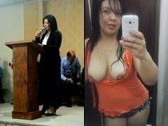 Pastora Josiane Caiu na Net em Vídeo Íntimo se Masturbando Gemendo Muito de Tesão e em Fotos Peladona Exibindo Seus Peitos – Xvídeos
