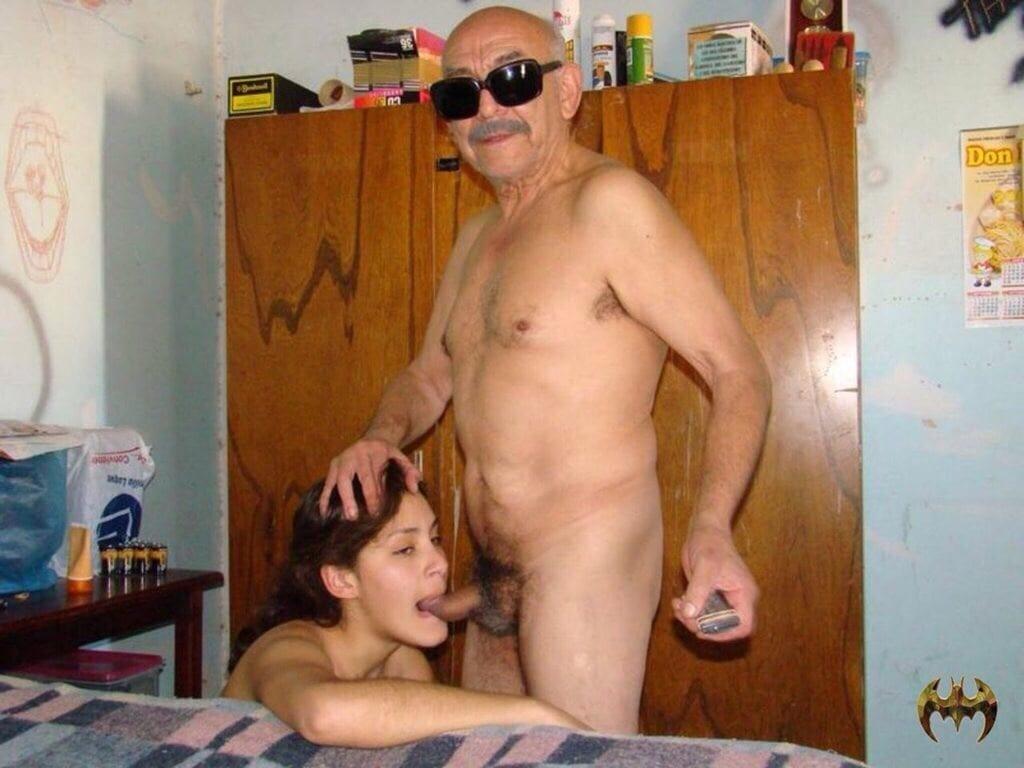 Viejos abuelitos cum abuelita