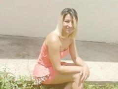 Rosane Oliveira Coroa Gostosa de Araucária – PR Registra Vários Nudes no Banheiro Pra Mandar Pro Seu Macho e Acaba Parando na Internet