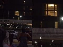 Flagra Amador Brasileiro Real de Casal Trepando Com a Janela Aberta de Frente Pra Rua no Hotel Beira Mar em Fortaleza – CE