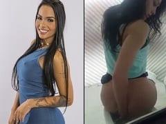 Vazou na Net Suposto Vídeo da Sister Gostosa Mayara do Big Brother Brasil 17 Fazendo Suas Necessidades no Banheiro da Casa