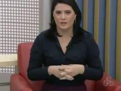 Repórter da Globo Que Apresenta o Noticiário Bom Dia Brasil Caiu na Net em Vídeo Amador Fazendo Uma Putaria Com Seu Marido
