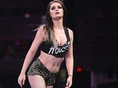Paige Lutadora de Luta Livre Profissional Que Atualmente Está no WWE Caiu na Net em Mais um Vídeo Peladinha se Masturbando Gostoso