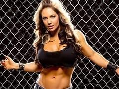 Kaitlyn Lutadora de Luta Livre do WWE Vazou na Net em Fotos Íntimas se Exibindo Totalmente Nua
