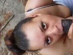 Milene Santos Morena Tesuda de Iguaba Grande – RJ Mamou a Rola do Seu Noivo Mais Velho e Gravou um Vídeo Fazendo Cara de Puta Durante o Oral