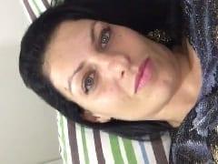 Milena Gostosa de Olhos Claros Gravou um Vídeo Pornô Caseiro Enfiando um Consolo na Sua Buceta e um Dedinho no cu Apertado – Caiu na Net
