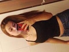 Maryem Andrade Ninfeta Ruiva Muito Gostosinha de Curitiba – PR Registrou Algumas Fotos Íntimas Pelada Exibindo Sua Xana e Seus Peitões