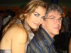 Pâmela Bório Gostosa Ex-primeira Dama da Paraíba, Jornalista e Apresentadora Caiu na Net Peladinha Exibindo Seus Peitos Deliciosos