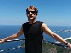 Gay Ricardo Alemão Deu Uma Transada Com o cu e Depois Caiu de Boca na Rola Com Vontade Enquanto o Ativo Filmava – RJ