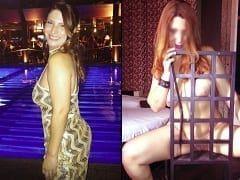 Susy Leal Esposa Exibida, Sensual e Muito Cachorra Entrou na Piroca de Quatro e Fez um 69 Com Amante Enquanto Corno Filmava – RJ
