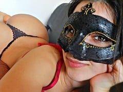 Diana cu de Melancia a Mais Famosa Pornô Star de Portugal Fodeu Com Seu Namorado Gritando de Dor e Tesão em um Vídeo Muito Excitante